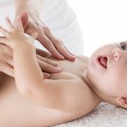 Vaikų, kūdikių masažai