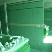 Perlinė mineralinio vandens vonia