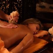 Pirties masažas