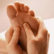 Pėdų masažas