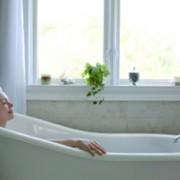 Detoksikuojanti vandens vonia