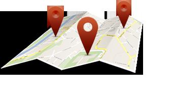 Mėgstamų paslaugų žemėlapis